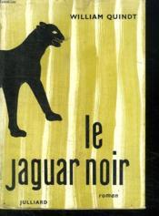 Le Jaguar Noir. - Couverture - Format classique