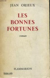 Les Bonnes Fortunes. - Couverture - Format classique
