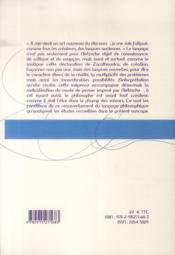 Nietzsche ; un art nouveau du discours - 4ème de couverture - Format classique