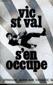 Vic Sait Val S'En Occupe - Couverture - Format classique