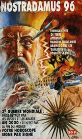 Nostradamus 1996 - Couverture - Format classique