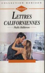 Lettres californiennes - Couverture - Format classique