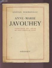 Anne Marie Javouhey - Couverture - Format classique