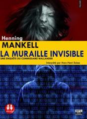 La muraille invisible - Couverture - Format classique