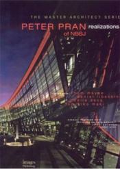 The architecture of peter pran - Couverture - Format classique
