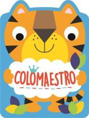 Colomaestro ; le tigre - Couverture - Format classique