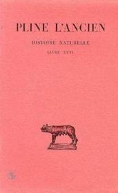Histoire naturelle L26 - Couverture - Format classique