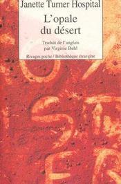 L'Opale Du Desert - Intérieur - Format classique