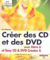 Creer Des Cd Et Dvd - Intérieur - Format classique