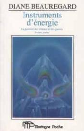 Instruments D'Energie - Couverture - Format classique