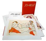 Egon Schiele ; erotica - Couverture - Format classique