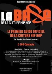 La base de la culture hip hop - Intérieur - Format classique