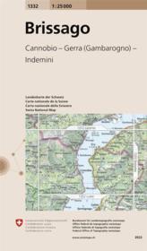 Brissago - Couverture - Format classique