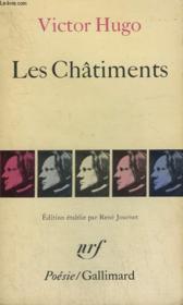Les Chatiments. Collection : Poesie. - Couverture - Format classique