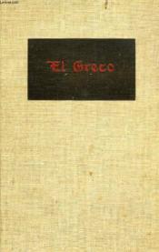 Domenico Theotocopouli, Dit El Greco - Couverture - Format classique