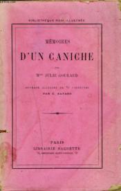 Memoires D'Un Caniche - Couverture - Format classique