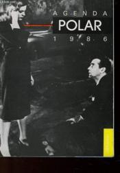 Polar - Agenda 1986 - Couverture - Format classique