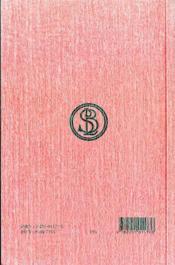 Histoire naturelle L27 - 4ème de couverture - Format classique