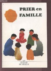 Prier en famille - Couverture - Format classique