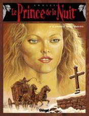 Le prince de la nuit t.4 ; le journal de maximilien - Couverture - Format classique