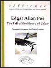 Edgar allan poe the fall of the house of usher reference oeuvres de litterature en version originale - Intérieur - Format classique