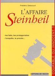 L'Affaire Steinheil - Intérieur - Format classique