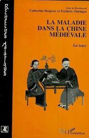 La maladie dans la chine médiévale ; la toux - Intérieur - Format classique