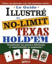 Le guide illustré du Texas hold'em no limit - Couverture - Format classique