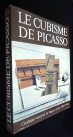 Cubisme De Picasso 1907-1916 - Couverture - Format classique