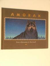 Amorak - Couverture - Format classique