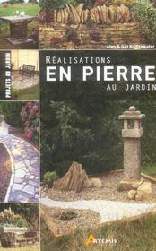 Realisations En Pierre Pour Le Jardin - Intérieur - Format classique
