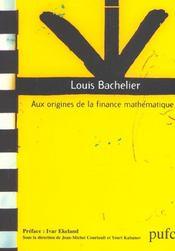 Louis Bachelier - Intérieur - Format classique