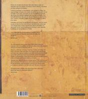Pierre marie brisson traces - 4ème de couverture - Format classique