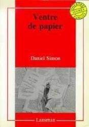 Ventre de papier - Couverture - Format classique