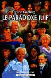 Paradoxe juif - Couverture - Format classique