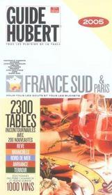 Guide Hubert France-Sud Et Paris - Intérieur - Format classique
