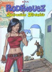 Rodriguez t1 operation sirtakis - Intérieur - Format classique