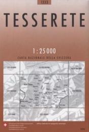 Tesserete - Couverture - Format classique