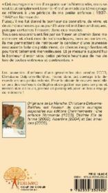 Raconte-nous Mamia ; souvenirs de vacances heureuses dans une craquante Normandie - 4ème de couverture - Format classique