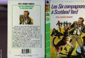 Les Six Compagnons A Scotland Yard - Couverture - Format classique