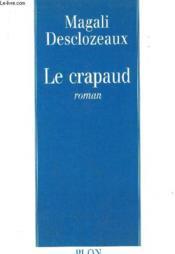 Le Crapaud - Couverture - Format classique