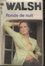Collection La Poche Noire. N° 93 Ronde Nuit. - Couverture - Format classique