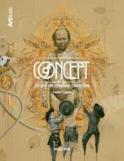 9e concept ; 20 ans de création collective - Couverture - Format classique