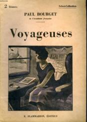 Voyageuses. Collection : Select Collection N° 305 - Couverture - Format classique