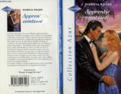 Apprentie comtesse - Couverture - Format classique