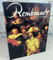 Rembrandt, Hals et Veermer. - Couverture - Format classique