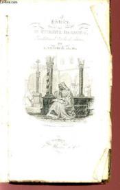 Histoire De Saint Etienne Harding - Fondateur De L'Ordre De Citeaux / Deuxieme Edition. - Couverture - Format classique