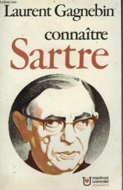 Connaitre Sartre - Couverture - Format classique