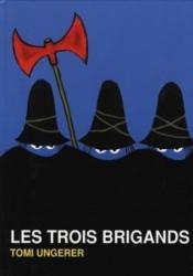 Les trois brigands - Couverture - Format classique