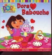 Dora et babouche - Couverture - Format classique